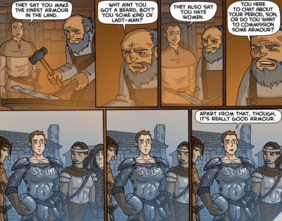 Trudy Cooper Oglaf Ongoing - part 5