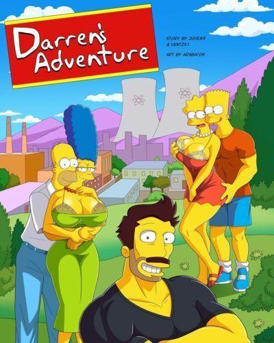 Simpsons - Darren\
