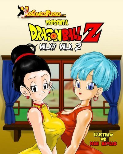 Dragon Ball Z- Milky Milk 2