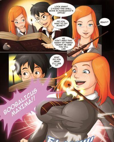 هاري بوتر ممنوع نوبات