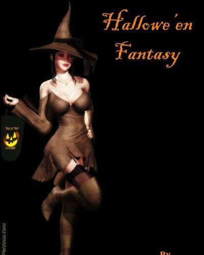 DarkLord- Halloween Fantasy