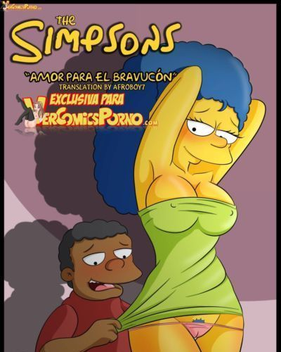 Simpsons Love for Bully - Simpsons