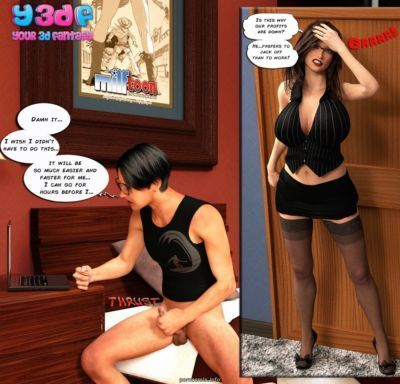 Y3DF The Seeker - part 2