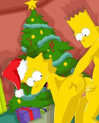 simpsons - Noël