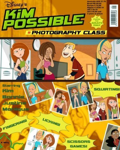Kim Possible- Photography Class