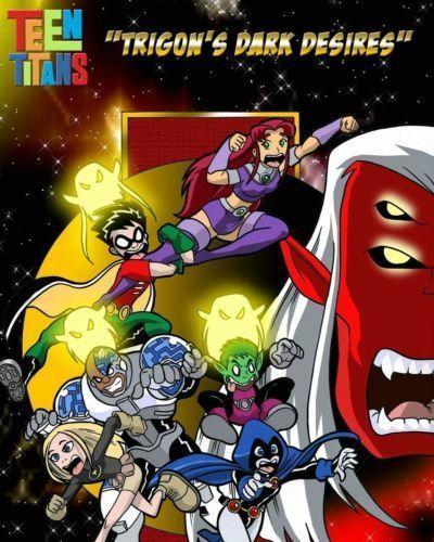 Teen Titans- Trigon\