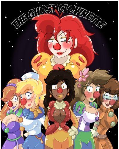 Scooby Doo - el fantasma clownette
