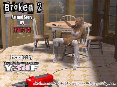 Y3DF - Broken 2