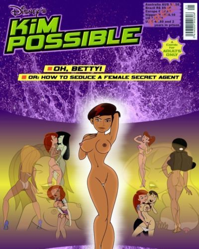 Kim Possible- O, Betty