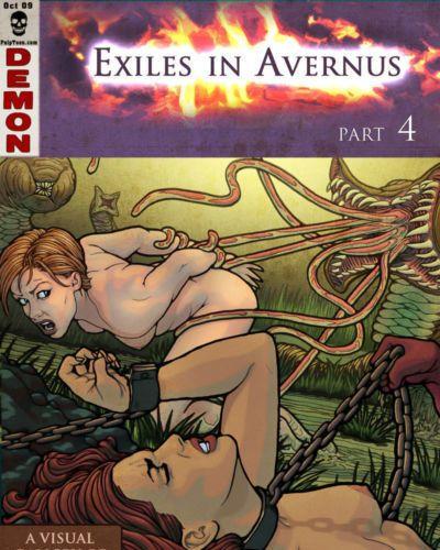[Jeff Fairbourn] Exiles in Avernus #4 & #5