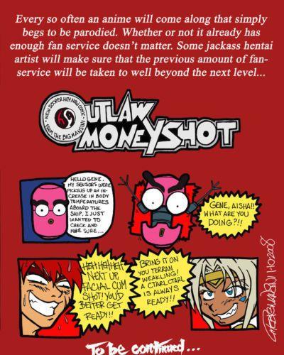 [The Big Mansini] Outlaw Moneyshot (Outlaw Star)
