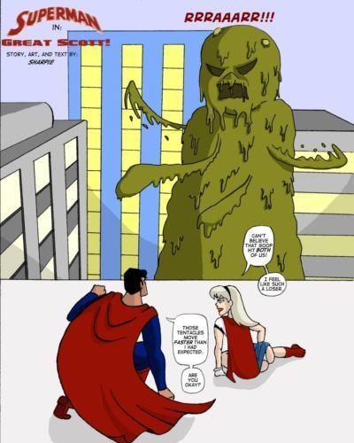 सुपरमैन - महान स्कॉट