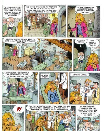 [Di Sano and F. Walthery] A Real Woman #2 [English] - part 2