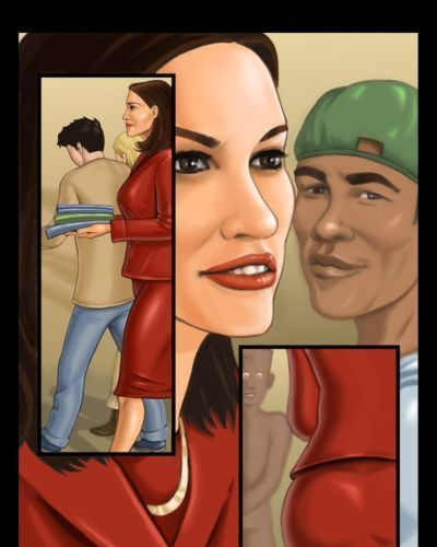 [Sinful Comics] New Teacher (Freedom Writers)