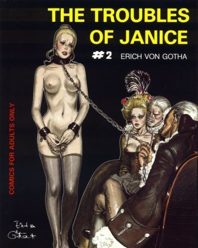 [Erich Von Gotha] The Troubles of Janice 2 [English]