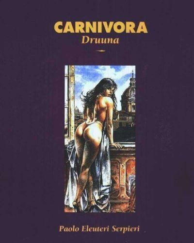 [Paolo Eleuteri Serpieri] Druuna 4 - Carnivora [English]