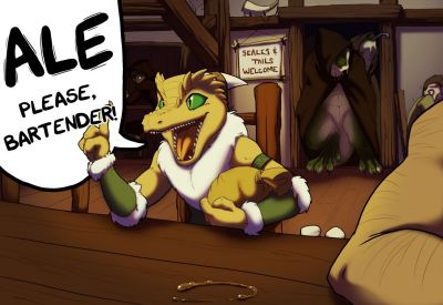 Kobold Adventures