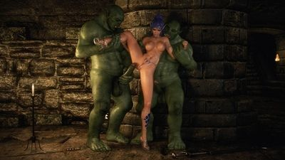 Dungeon 3 - Syndori