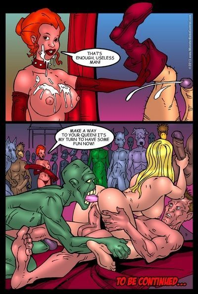 Alice In Monsterland 7 - The Queen Of Hech