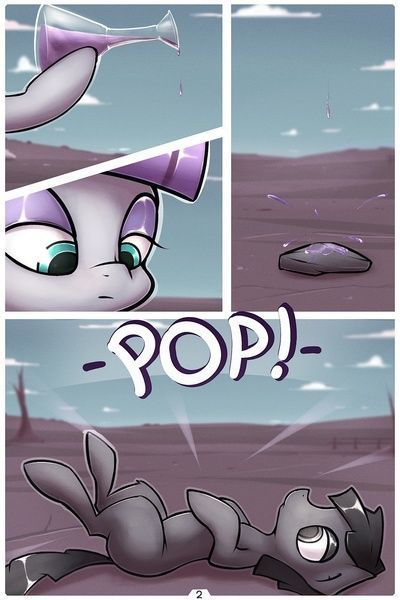 Maud Has Sex With A Rock