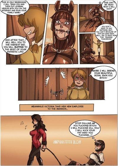 ダービー 1 - duchess ponygirl transformatioch