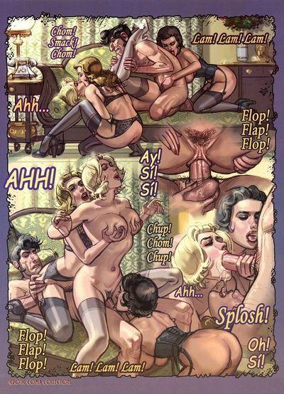 Harem porno
