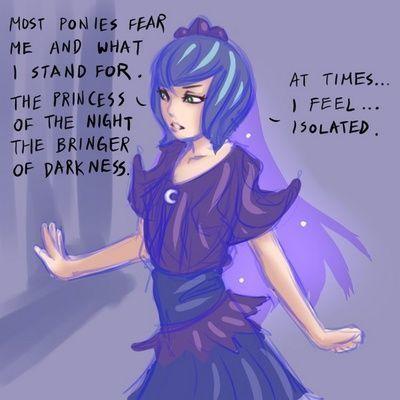 Princess Luna POV