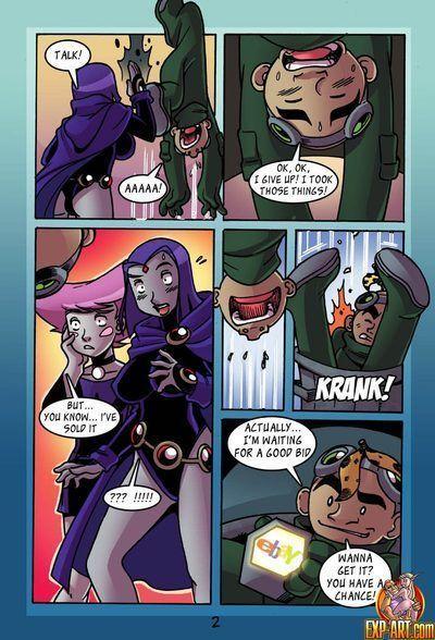 Jinx and Raven