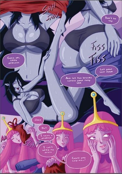 Fifty Shades Of Marceline