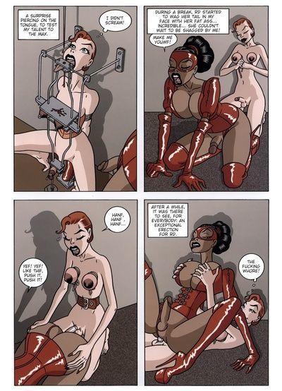 多米娜 在 红色的 - 一部分 2
