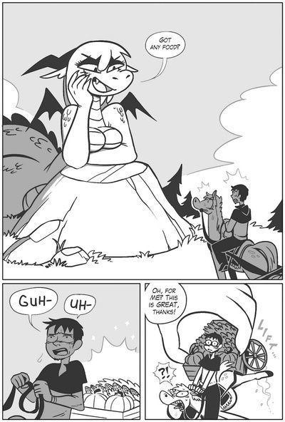 के किसान और के ड्रैगन