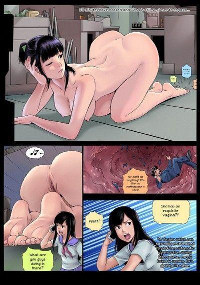 Giantess sikeyim