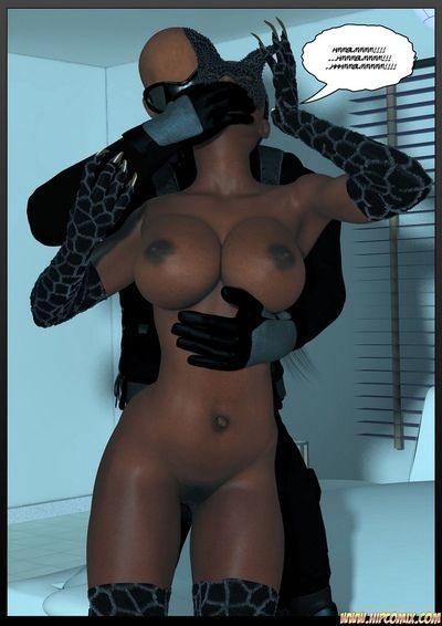 Panther Girl 7