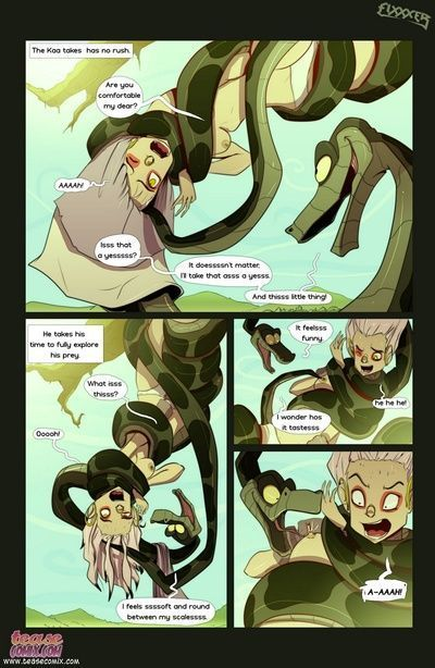Of The Snake And The Girl 1