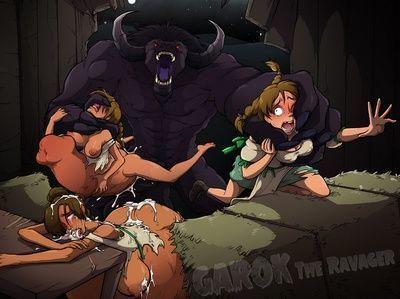 Garok The Ravager