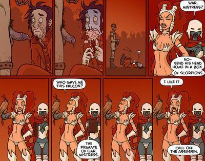[Trudy Cooper] Oglaf [Ongoing] - part 2