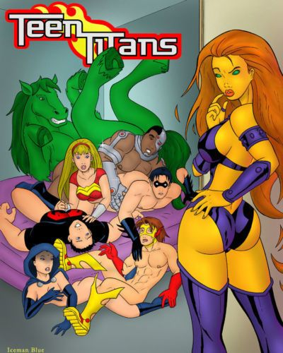 [Iceman Blue] Sex Education (Teen Titans)