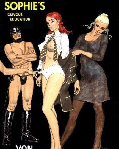 [Erich Von Gotha] The Education of Sophie [English]
