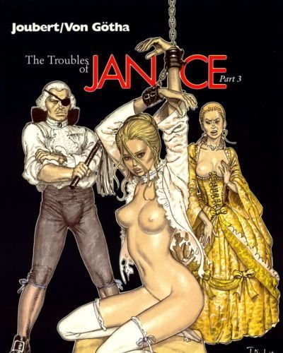 [Erich Von Gotha] The Troubles of Janice - Volume #3 [English]