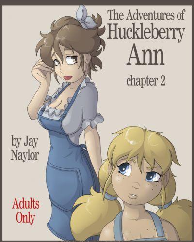[Jay Naylor] The Adventures of Huckleberry Ann Ch. 2