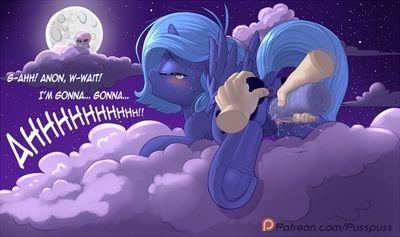 Luna And Anon