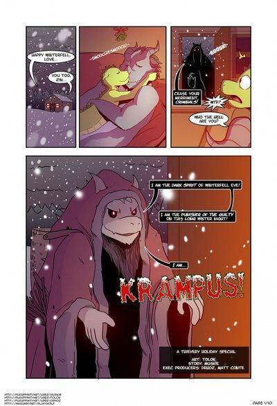 krampus un furto Vacanza speciale