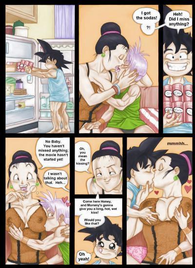 Dragon Ball Z - Kamehasutra - part 4