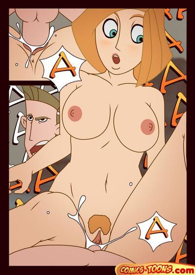 Free Time (Kim Possible) - part 2
