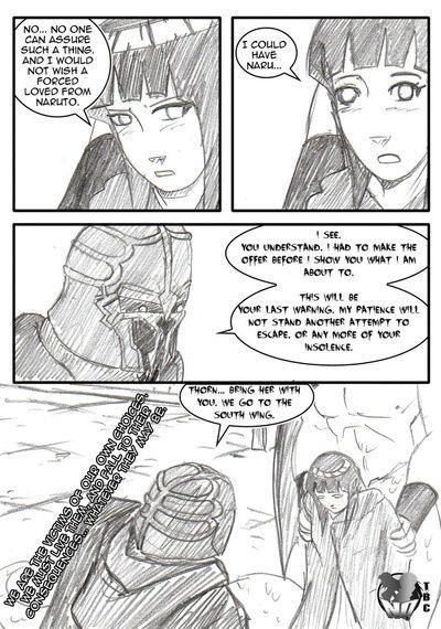 Naruto-Quest 6 - Fallen Bond - part 2