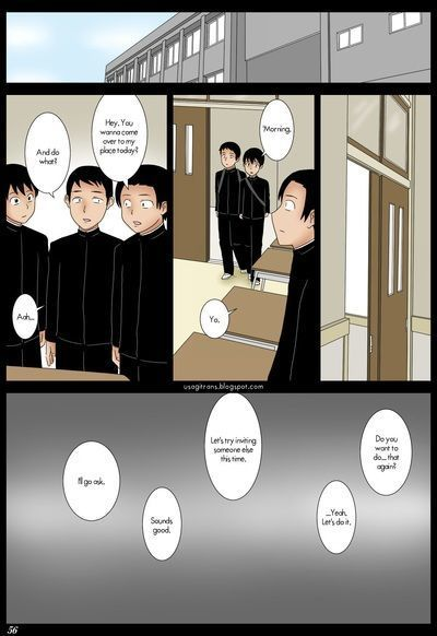 Rock-Paper-Scissors - Hentai - part 4
