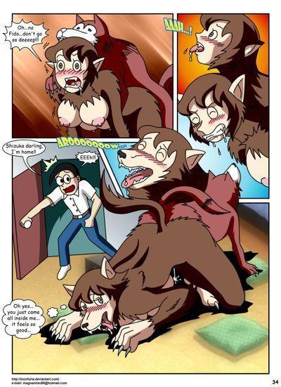 Doraemon- Tales of Werewolf 2 - part 3