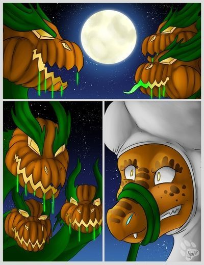 The Pumpkin Patch - part 2
