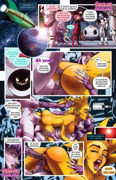 Space Slut - part 2