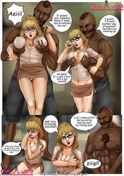Punishment- InterRacialporn 4